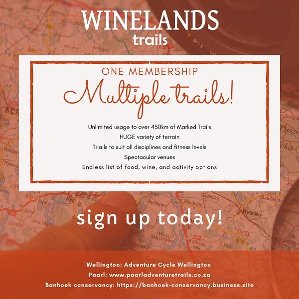 Winelands Trails